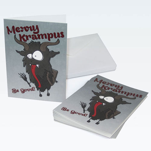 Krampus Krampuskarten - Krampus Cards