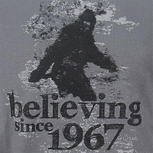 Believing in Bigfoot 1967