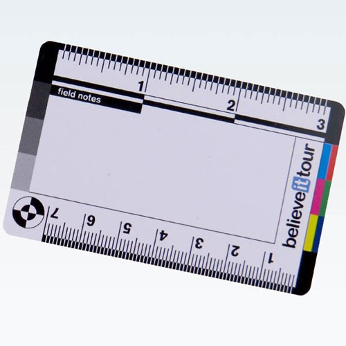 Photo Evidence Scale