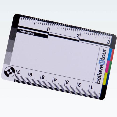 Photo Evidence Scale