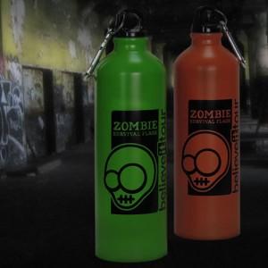 Zombie Survival Flask