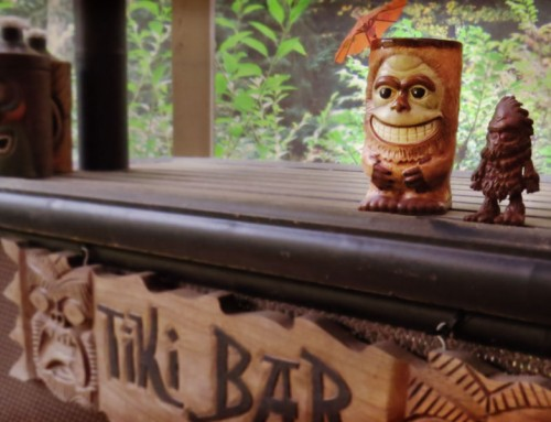 Bigfoot Tiki Mugs