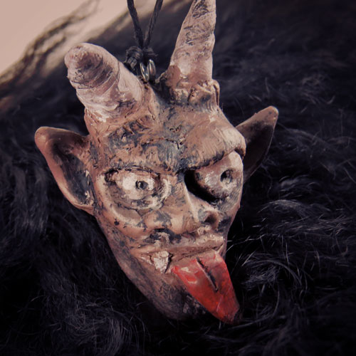 Krampus Ornament