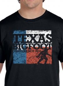Texas Bigfoot Conference T-Shirt