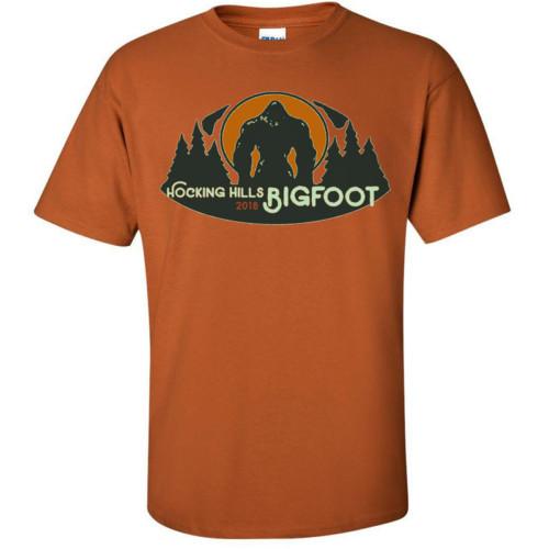 Hocking Hills Bigfoot
