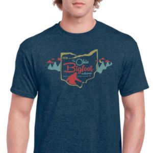 2018 Ohio Bigfoot Conference T-Shirt