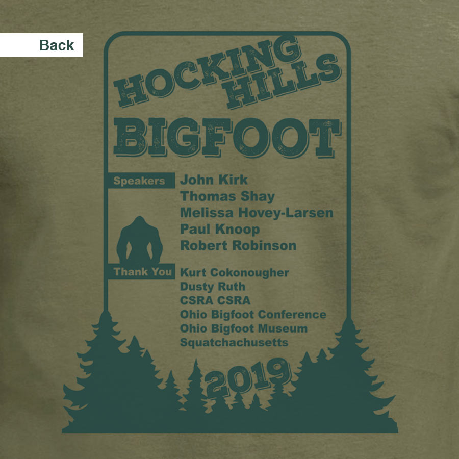 Hocking Hills Bigfoot Conference 2019